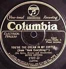 You're The Cream In My Coffee - Annette Hanshaw