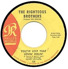 You've Lost That Lovin' Feeling - The Righteous Brothers
