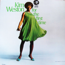 For The First Time - Kim Weston