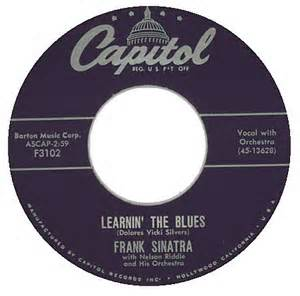 Learnin' The Blues - Frank Sinatra