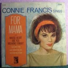 Mamma - Connie Francis