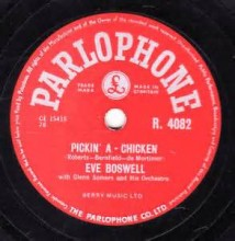 Pickin' a Chicken - Eve Boswell