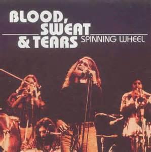 Spinning wheel - Blood, Sweat & Tears
