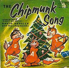 The Chipmunk Song - David Seville