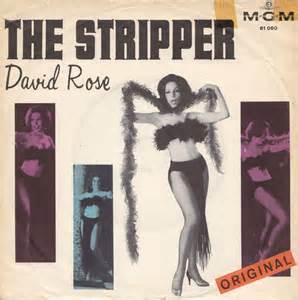 The Stripper - David Rose