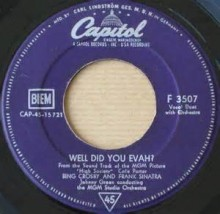Well, Did You Evah - Frank Sinatra