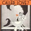 What Is This Thing Called Love - Elsie Carlisle