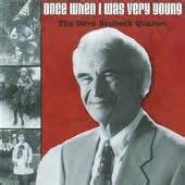 When I Was Young - Dave Brubeck