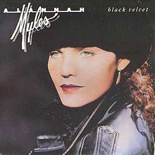 Black Velvet - Alannah Myleselvet - Alannah Myles