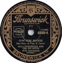 Cow-Cow Boogie - Don Raye