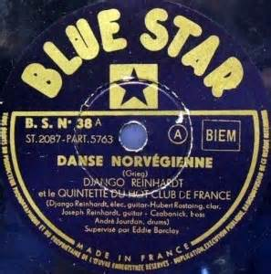 Danse Norvegienne - Django Reinhardt