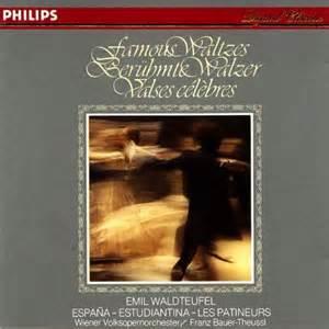 Espana Waltzes - Émile Waldteufel