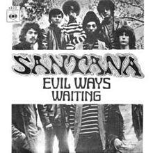 Evil Ways - Santana