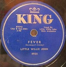 Fever - Little Willie John
