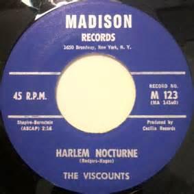 Harlem Nocturne - The Viscounts