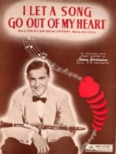 I Let A Song Go Out Of My Heart - Benny Goodman