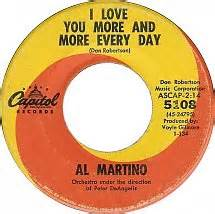 I Love You More And More Every Day - Al Martino
