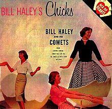 Ida,Sweet As Apple Cider - Bill Haley