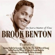 It's Just A Matter Of Time - Brook Benton