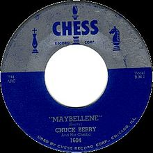 Maybellene - Chuck Berry