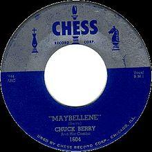 Maybellene - Chuck Berry
