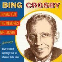 Memories - Bing Crosby