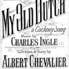My Old Dutch - Albert Chevalier