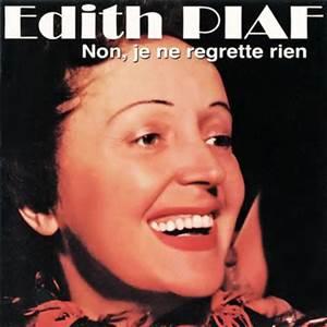 Non, je ne regrette rien - Édith Piaf