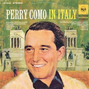 Oh Marie - Perry Como