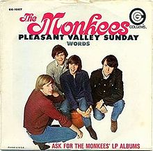 Pleasant Valley Sunday - The Monkees