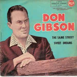 Sweet Dreams - Don Gibson
