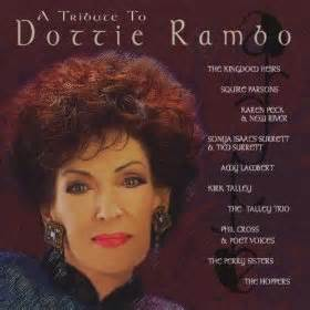Tears Will Never Stain The Streets Of That City - Dottie Rambo