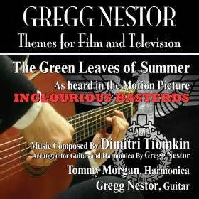 The Green Leaves Of Summer - Dimitri Tiomkin