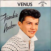 Venus - Frankie Avalon