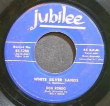 White Silver Sands - Don Rondo