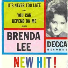 You Can Depend On Me - Brenda Lee