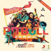 We Are One - Pitbull