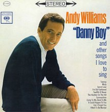 Come To Me, Bend To Me - Andy Williams