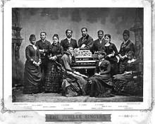 Fisk Jubilee Singers
