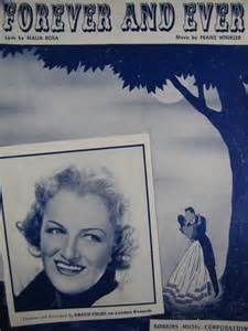 Forever And Ever - Gracie Fields
