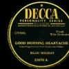 Good Morning Heartache - Billie Holiday
