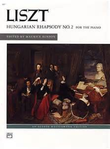 Hungarian Rhapsody No. 2 - Franz Liszt