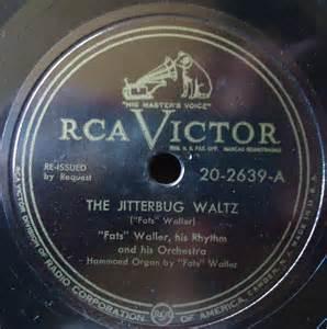Jitterbug Waltz - Fats Waller