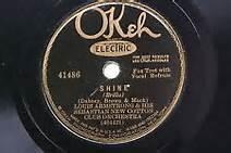 Shine - Louis Armstrong