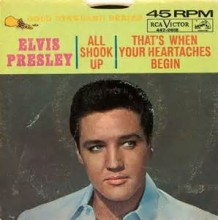 That's When Your Heartaches Begin - Elvis Presley
