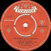 The Breeze And I - Caterina Valente