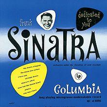 The Moon Was Yellow - Frank Sinatra