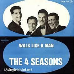 Walk like A Man - The Four Seasons