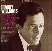 Wouldn't It Be Loverly - Andy Williams