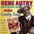 Back In The Saddle Again - Gene Autry